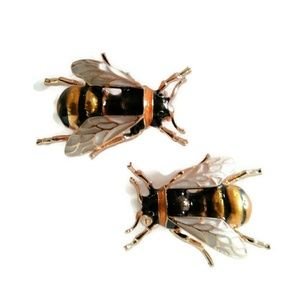 Bee Pins/ Brooches